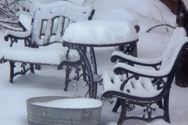 Winter Storm Rocky